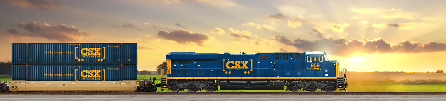 CSX Transportation In-Kind Transportation Freight Shipping